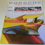 DeAGOSTINI Porsche Model Collection Magazine #15 Porsche 914/4